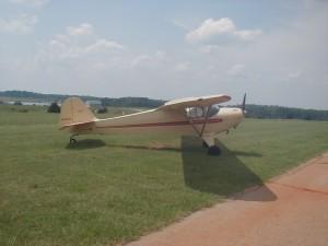1939 BL-65 Taylorcraft