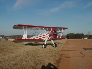 Custom Stearman