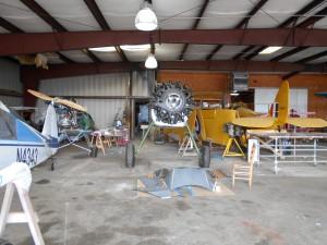 Full hangar!