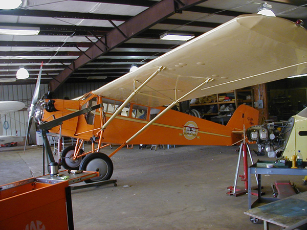 Single and Multi-Engine Aircraft General Maintenance