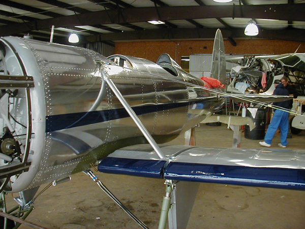 Antique Aircraft Restorations