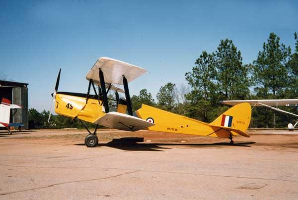 Antique Aircraft Restorations